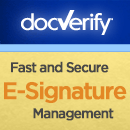 DocVerify E-Signature Management