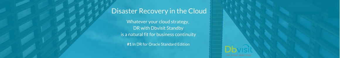 Dbvisit Standby In the Cloud for Oracle SE