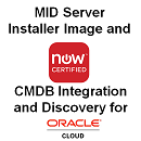 ServiceNow CMDB Integration - MID Server Installer Image