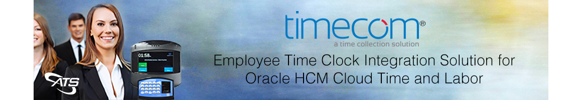 Time Tracking Solutions for Oracle Time and Labor