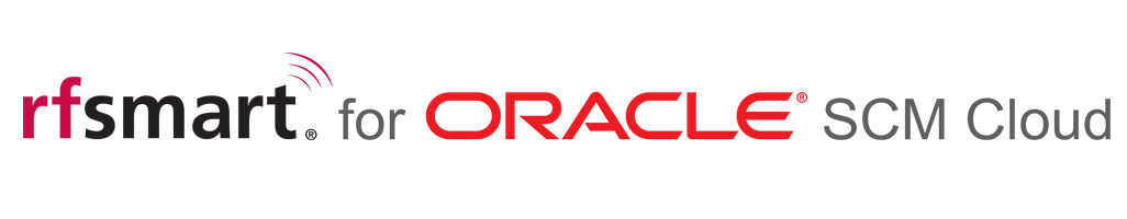 RF-SMART for Oracle SCM Cloud