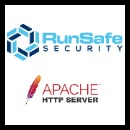 Apache HTTP protected by RunSafe Alkemist