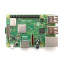 Raspberry Pi with Pi Hat